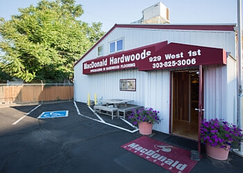 Denver flooring store MacDonald Hardwoods