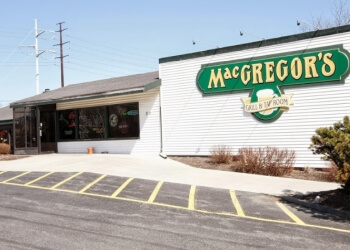 Rochester sports bar MacGregors' Grill & Tap Room
