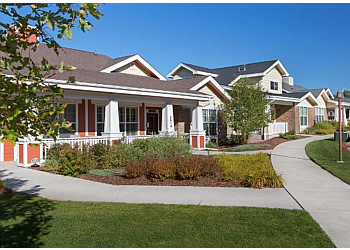 Colorado Springs assisted living facility MacKenzie Place