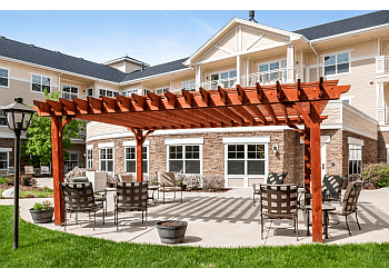 Fort Collins assisted living facility MacKenzie Place