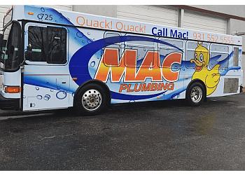 Clarksville plumber Mac Plumbing