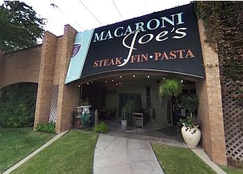Amarillo italian restaurant Macaroni Joe's
