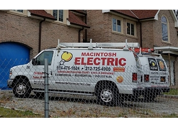 Yonkers electrician Macintosh Electric Corporation