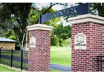 Kansas City public park Macken Park