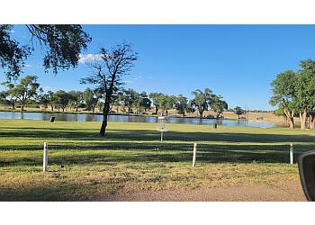Lubbock public park Mackenzie Park