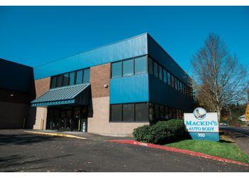 Vancouver auto body shop Mackin's East Vancouver Auto Body