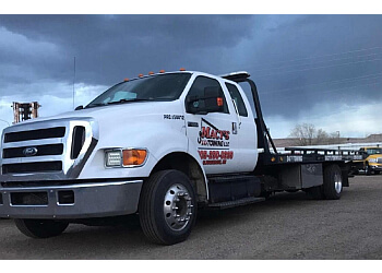 Albuquerque towing company Macy's Towing LLC