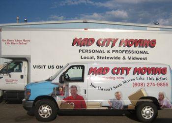 Madison moving company Mad City Moving