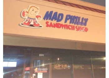 Chattanooga sandwich shop Mad Philly Sandwich Shop