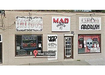 Peoria tattoo shop Mad Tattoo Studio