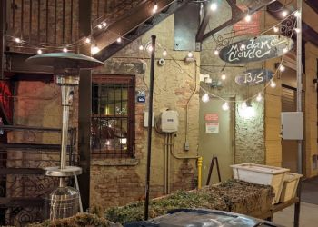Jersey City french restaurant Madame Claude Bis
