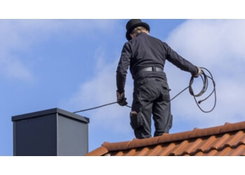 Aurora chimney sweep Madd Hatter Chimney Sweep