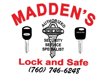 Escondido locksmith Madden's Lock & Safe