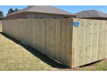 Huntsville fencing contractor Madison County Fence
