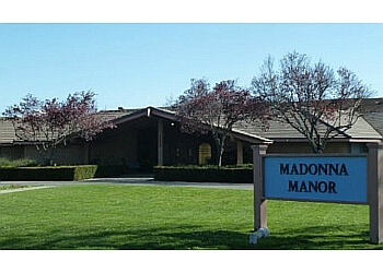 Salinas assisted living facility Madonna Manor