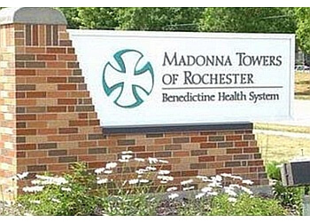 Rochester assisted living facility Madonna Towers of Rochester