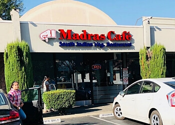 Sunnyvale indian restaurant Madras Cafe