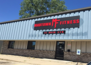 Madison gym Madtown Fitness