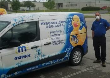 Louisville plumber Maeser