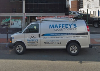 Elizabeth security system Maffey's Security Group