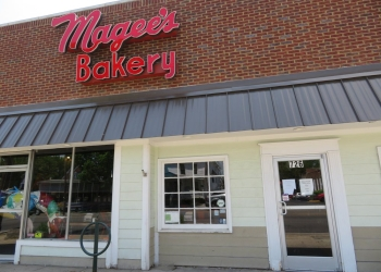 Lexington bakery Magee's Bakery