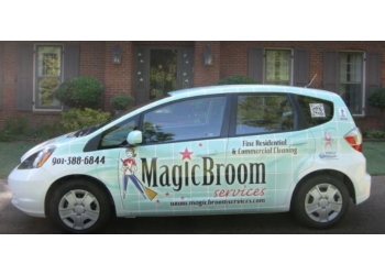 Memphis house cleaning service Magic Broom Services