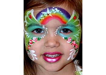 Birmingham face painting Magic City Face Art