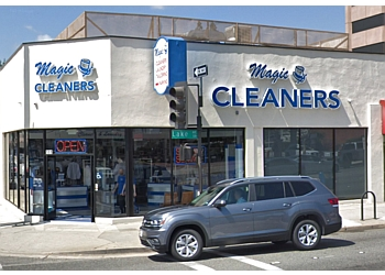 Pasadena dry cleaner Magic Cleaners and Laundry, Inc.
