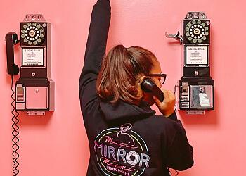 Miami photo booth company Magic Mirror Miami