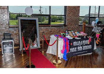 Indianapolis photo booth company Magic Mirror Photo Booth