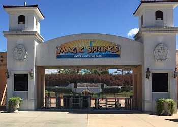 Little Rock amusement park Magic Springs Theme and Water Park