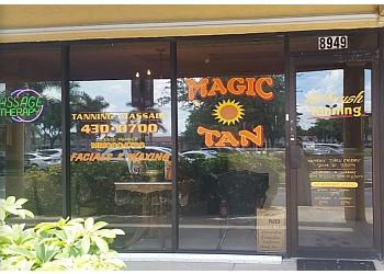 Pembroke Pines spa Magic Tan & Massage