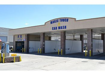 El Paso auto detailing service Magic Touch Car Wash and Automotive