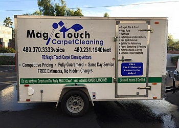 Chandler carpet cleaner Magic Touch Carpet Cleaning