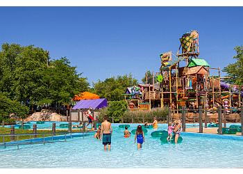 Rockford amusement park Magic Waters Waterpark