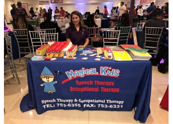 Laredo occupational therapist Magical Kids Therapy