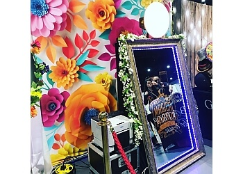 Chula Vista photo booth company Magical Mirror Photo Booth