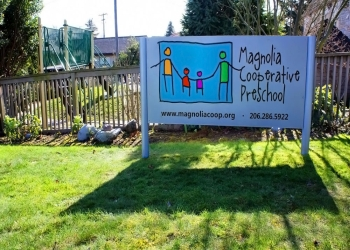Seattle preschool Magnolia Cooperative Preschool