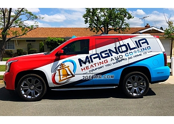 Riverside hvac service Magnolia  Heating & Cooling