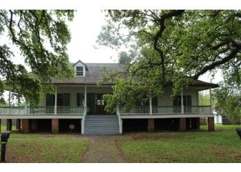 Baton Rouge landmark Magnolia Mound Plantation House