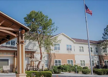 Bakersfield assisted living facility Magnolia Place