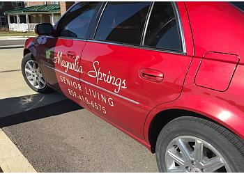 Lexington assisted living facility Magnolia Springs Senior Living