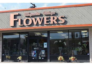 Magnolia Village Flowers