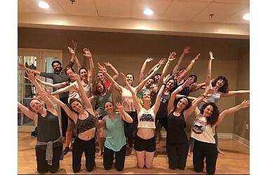 Philadelphia yoga studio Maha Yoga