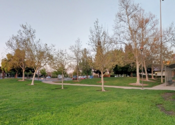Roseville public park Mahany Park