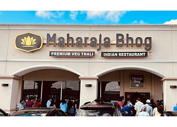 Houston indian restaurant Maharaja Bhog