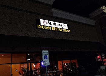 Denton indian restaurant Maharaja Indian Restaurant
