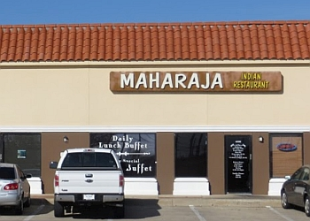 Fort Worth indian restaurant MAHARAJA INDIAN RESTAURANT