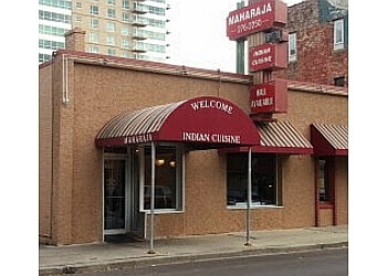 Milwaukee indian restaurant Maharaja restaurant