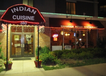 Madison indian restaurant Maharani Indian Restaurant